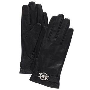 🆕Michael Kors Black Leather Gloves